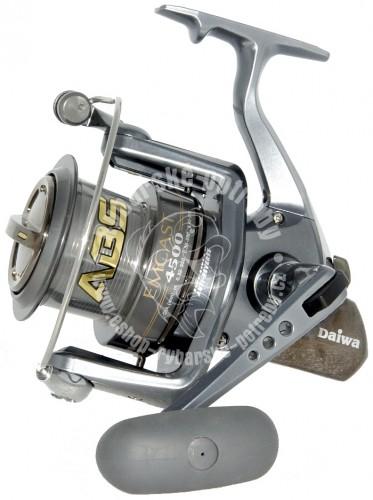 Rybářské potřeby   Přední brzda   Naviják Daiwa Emcast 4500